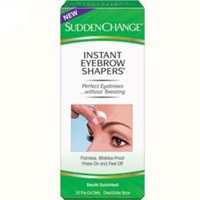 Instant Eyebrow Shapers - 18 ct,(Sudden Change)