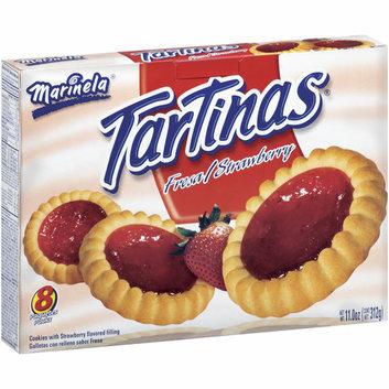 Marinela Tartinas Strawberry Cookies