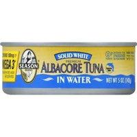 Asian Harvest Season Tuna Albacore in Water, 5 oz (Pack Of 24)