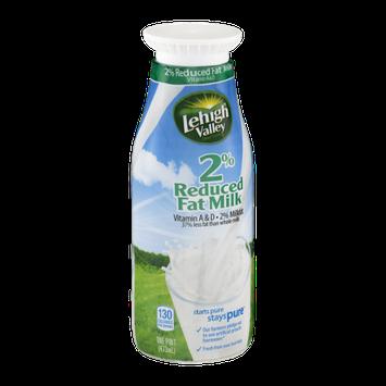 Lehigh Valley Dairy Farms 2% Reduced Fat Milk