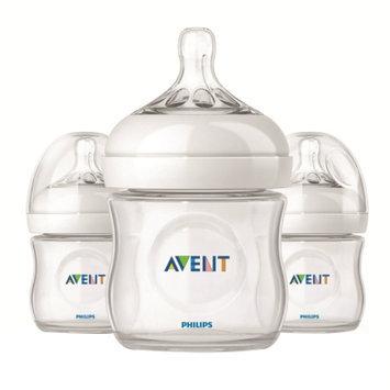 Avent Natural 4oz Bottles (PP)