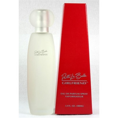 Patti Labelle Girlfriend By Patti Labelle Eau De Parfum Spray 3.4 Oz