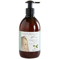 Naturally Baby Calming Body Lotion, Soothing Mint Lime, 12-Ounce Packages (Pack of 2)