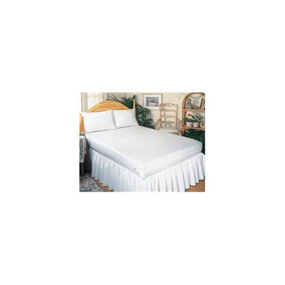 Complete Medical Supplies Complete Medical 7444B 60 x 80 x 9 Mattress Protector-Zippered - Queen