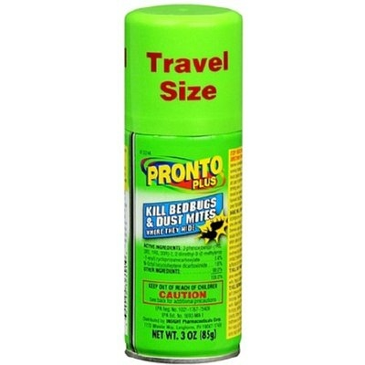 Pronto Plus Bedbugs & Dust Mite Killer
