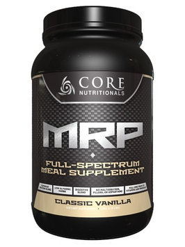 Core Nutritionals - Core MRP Meal Supplement Vanilla - 3.3 lbs.