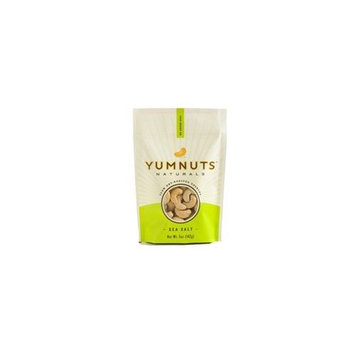 Yumnuts Naturals YUMNUTS Sea Salt Cashews - 5 OZ