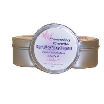 Caressing Candle, Inc Caressing Candle - Coconut