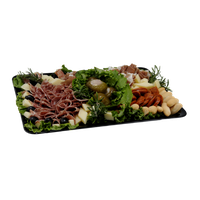 Boar's Head Italian Antipasto Meat & Cheese Deli Platter Serves 8-12