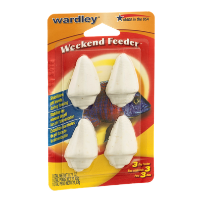 Wardley Weekend Feeder - 4 CT