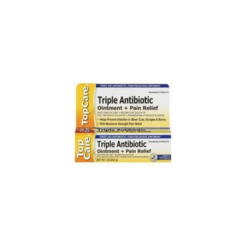 Top Care Triple Antibiotic Ointment Plus (Case of 36)