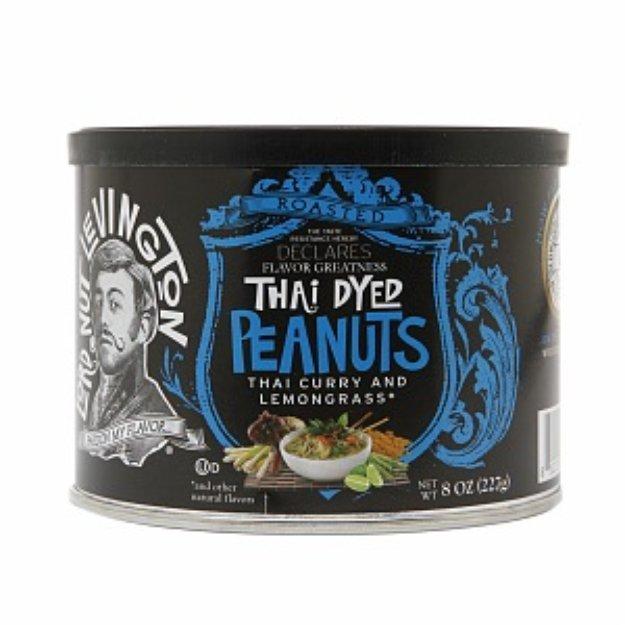 Lord Nut Thai Curry/Lemon Grass Roasted Peanuts, 8 oz