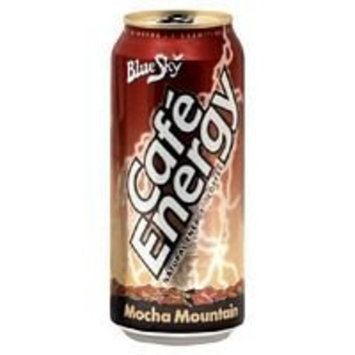 Blue Sky Mocha Mountain Cafe Energy (12x15 Oz)
