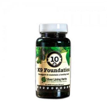 Silver Lining Herbs k10c Foundation 10 Foundation
