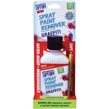 Motsenbacher NOM238568 Lift Off Spray Paint Remover, 4.5 Ounces