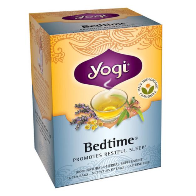 Golden Temple Yogi Bedtime Tea 16 ct