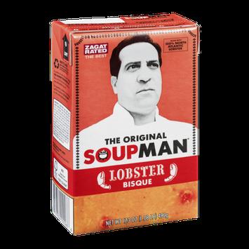 The Original Soupman Lobster Bisque