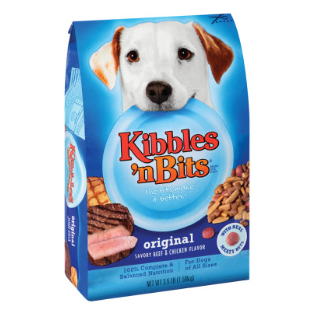Kibbles 'n Bits Kibbles 'N BitsA Original Dog Food