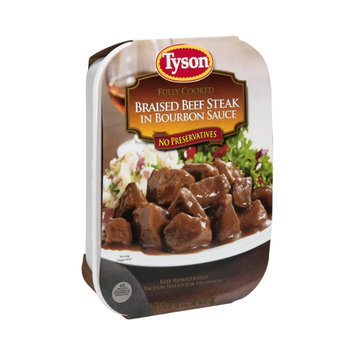 Tyson Braised Beef Steak in Bourbon Sauce