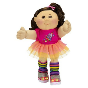 Cabbage Patch Kids Twinkle Toes 14 Kid, Brunette, Brown Eyes,