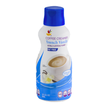 Ahold Fat Free Coffee Creamer French Vanilla