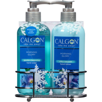 Calgon Morning Glory Hand Gift Set, 2 pc