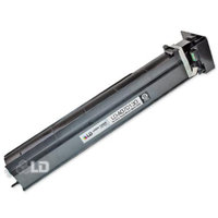 LD Compatible Konica-Minolta A070130 / TN611K Black Laser Toner Cartridge for Bizhub C550/C650