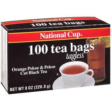 National Cup Orange Pekoe & Pekoe Cut Black Tea, 8 oz