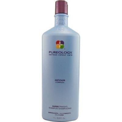 Pureology Anti-Fade Complex Super Straight Shampoo, 10.1 Ounce