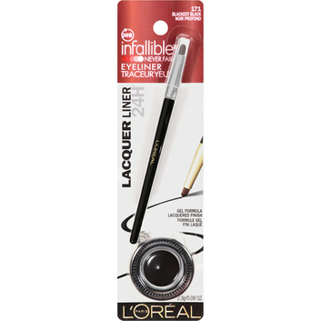 Infallible L'Oréal Paris Lacquer Liner 24H Eyeliner