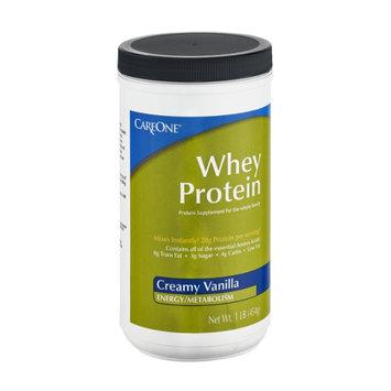 CareOne Creamy Vanilla Whey Protein