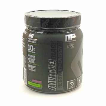 Muscle Pharm - Amino1 Black Recovery and Energy Watermelon - 13.54 oz.