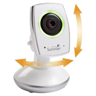 Summer Infant Baby Link Wi-Fi Internet Camera Baby Monitor -