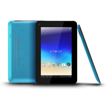 FILEMATE Filemate Clear 3FMT720BK-16G-R 7-Inch 16GB Tablet - Blue