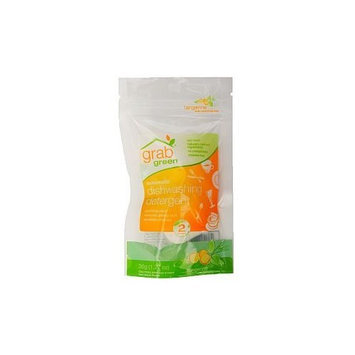 Grab Green automatic dishwashing detergent - tangerine with lemongrass (case of 24)
