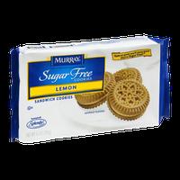 Murray Sugar Free Cookies Lemon