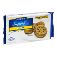 Murray Sugar Free Cookies Lemon