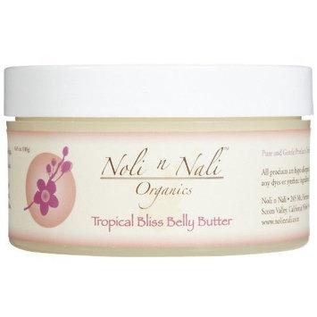 NOLI N NALI LLC Noli n Nali Tropical Bliss Belly Butter Tube, 6 Ounce
