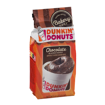 Dunkin' Donuts Ground Coffee Bakery Series Chocolate Glazed Dounut