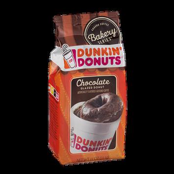 Dunkin' Donuts Ground Coffee Bakery Series Chocolate Glazed Dounut