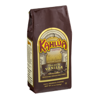 Kahlua Coffee Ground Coffee French Vanilla