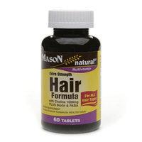 Mason Natural Extra Strength Hair Formula