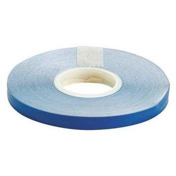 BRADY 121123 Border Line Tape, Roll,1/4In W,50 ft. L
