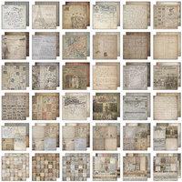 Advantus Idea-Ology Cachette Oe Papier Paper Stash - 36 Papers