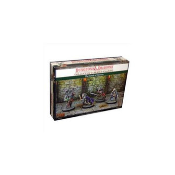 Gale Force 9 71011 Dungeons And Dragons Tomb Of Horrors Classic S1 5 Miniature Games