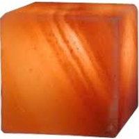 Aloha Bay Himalayan Salt - Salt Crystal Cube Lamp - 4 Inch