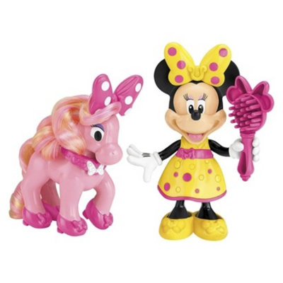 Minnie Mouse Playtime Pony Set