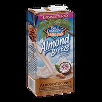 Blue Diamond Almond Breeze Almond Coconut Unsweetened
