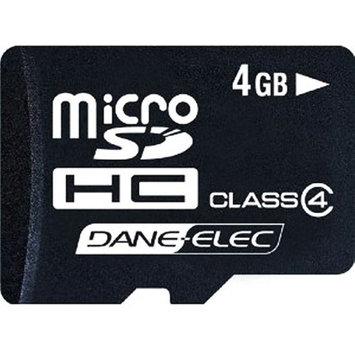 DANE-ELEC Dane-elec 4GB microSD High Capacity (microSDHC) Card