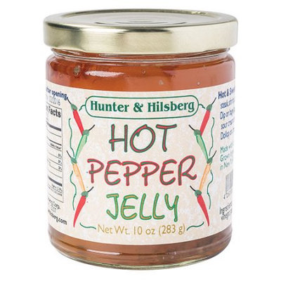 Hunter & Hilsberg Hot Pepper Jelly 10 Oz